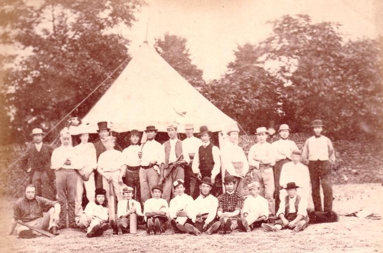 GCC in 1868
